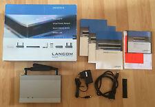 Lancom 1821+ ADSL ISDN Router Switch