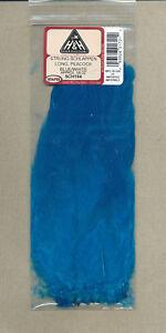 Strung Schlappen Long - peacock blue / white - 1/8 oz     SCHL194