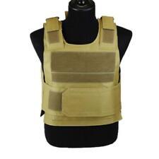 Amphibious Tactical Assault Plate Carrier Vest Military Molle Waistcoat Combat
