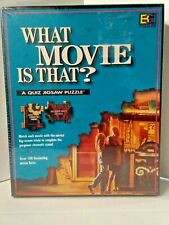 What Movie Is That? A Quiz Jigsaw Puzzle