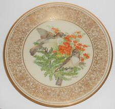 Lenox China Boehm 1981 Eastern Phoebe Plate