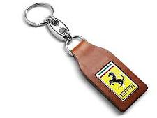 Genuine Ferrari Leather Key fob Key Ring 458 488 California F430 360 70003777