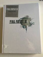 Guide Final Fantasy XIII 13 Collector FR Neuf Sous Blister