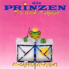 Die Prinzen Das Leben ist grausam-A-Cappella-Album [CD]