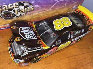 2001 Dale Jarrett Color Chrome UPS Race The Truck 1/2508 Action 1/24