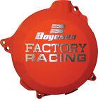 BOYESEN FACTORY RACING CLUTCH COVER (ORANGE) Fits: Husqvarna TC 85 KTM 85 SX (17