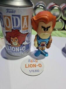 lion-0 soda funko