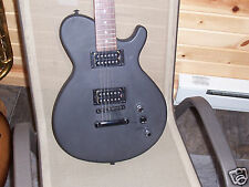 Dean EVO  Metallic Charcoal  LP electric guitar  Nice player Good cond.  BIN