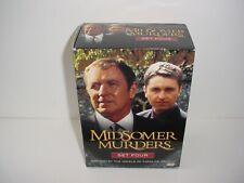 Midsomer Murders - Set 4 (DVD, 2004)