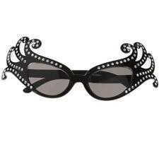 Funny Party Glasses Fancy Dress Costumes Novelty Glasses Sunglasses Black