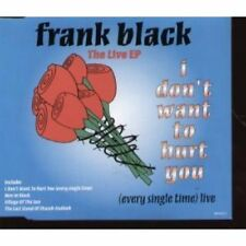 Frank Black-I Don`T Want To Hurt You -Cds-  (UK IMPORT)  CD NEW