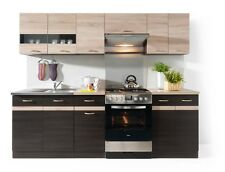 Kitchen units furniture set cooking cupboard sink cabinet worktop counter top