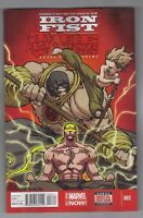Iron Fist: The Living Weapon #3 Marvel Comic 1st Print 2014 unread NM