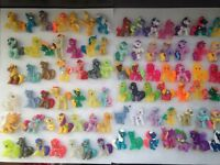 Hasbro MLP My Little Pony Friendship Is Magic Figure Random 20pcs 1Lot !!