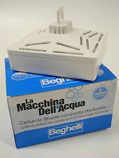 CARTUCCIA FILTRO per La Macchina Dell'Acqua (Scad. 10/2020) - 3341 BEGHELLI