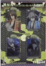 Hakuoki Demon of the Fleeting Blossom Bookmark Book Marker Okita Souji Soji