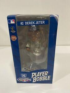 Derek Jeter New York Yankees 2009 World Series bobblehead LE NIB