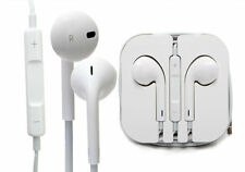 Headset Headphone Earbuds Earphone Remote Mic 3.5mm In Ear FOR apple iPhone pad