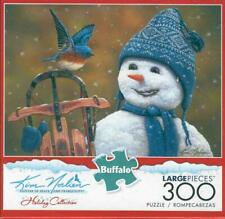 Kim Norlien Buffalo Games 500Pc Jigsaw Puzzle Snow Brother NIB