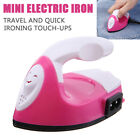 Mini  Electric Iron Portable Travel Crafting Clothes Ironing Sewing Accessories photo