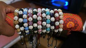 New Stock -- Shamballa Bracelets
