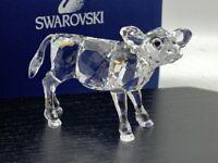 Swarovski Figurine 905776 Veau 6,2 Cm. Emballage & Zertifikat. État