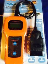U480 OBD2 OBDII EOBD Check Engine CAN-BUS Auto Scanner Trouble Code Reader Tool