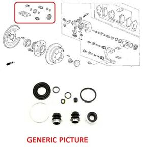 254810 FRENKIT FRONT REPAIR KIT BRAKE CALIPER