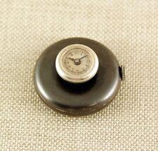 Alte Knopflochuhr Taschenuhr Uhr Knopfuhr Botton hole handaufzug pocket watch 掛表