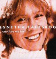 2 CD Agnetha Fältskog, Abba, my love my life,schwedisch, RAR