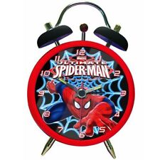 Spider-Man Children's Clock