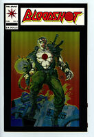 Bloodshot  #1 Comic Book nm+ or better Unread New Valiant Comics 1993 Amricons