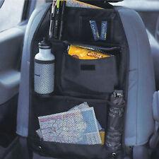 BACK SEAT CAR VAN SEAT CHILDREND ORGANISER TIDY STOW MULTI-POCKET STORAGE TRAVEL