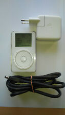 Apple IPod M8541  2001 First Edition Vintage  5GB With accessories-Free Shipping