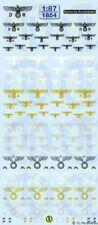 1854 - Decals Reichsadler in verschiedenen Ausführungen 1:87