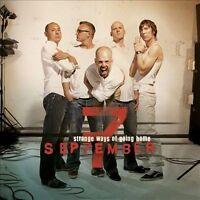 Sep7ember - Strange Ways of Going Home [Digipak] (CD, Oct-2011, Steamhammer) NEW
