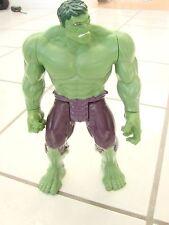 "Incredible Hulk with purple pants 11"" 2013 Marvel Hasbro Action figure"