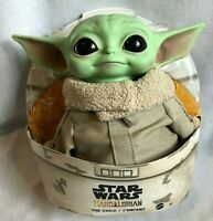 Star Wars the Mandalorian The Child Plush Doll by Mattel New in Package Yoda