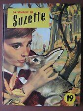 LA SEMAINE DE SUZETTE  1959 reliure éditeur n° 19