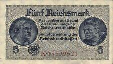 Ro.553 Reichskreditkasse 5 Reichsmark (1939) (3)