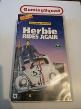 Herbie Rides Again VHS Video Retro, Supplied by Gaming Squad