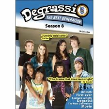 DEGRASSI THE NEXT GENERATION SEASON 8 New 4 DVD Set