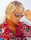 Men's fashion wig 20s 50s 60s brand new blonde Black Brown wig fancy dress up