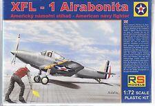 Rs Models Xfl-1 Airabonita, Us Navy Fighter Prototype, 1/72 St