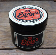EDDY'S DELUXE SUPERIOR HAIR POMADE WAX ROCKABILLY POMPADOUR HOT ROD RAT GREASE
