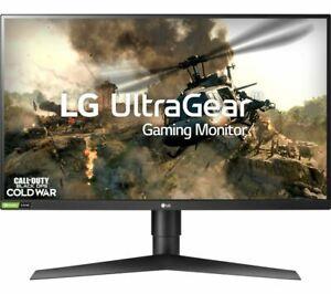 """LG Class UltraGear 27GL850-B Quad HD 27"""" Nano IPS LCD Gaming Monitor - Black"""