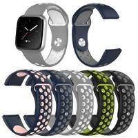 Fitbit Versa Lite/Versa L Smart Watch Band Bracelet Silicone Wrist Strap Belt