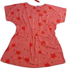 Damen Mode sommerlich sportiv Marken T - Shirt Größe 40/42 Sterne rot 817