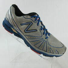 New Balance Mens 890 Size 11.5 D MR890 Gray Blue Running Shoes Sneaker Trainer