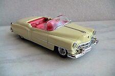 Nice 1/43 Cadillac Eldorado Cream DelPrado Madrid Spain